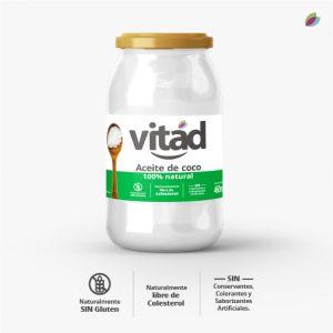 Aceite de Coco VITAD
