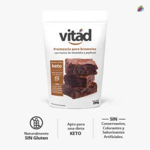 Premezcla para brownies VITAD